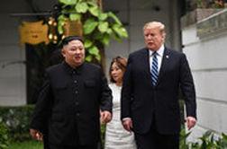 ترامپ در خاک کره شمالی با کیم جونگ اون دیدار کرد