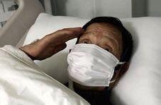 اقدام جالب نظامی مبتلا به کرونا در بیمارستان