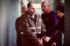 شکنجه یک فلسطینی توسط اسرائیلیها