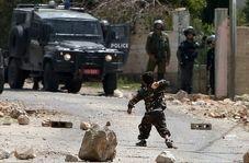 کریخوانی کودک فلسطینی برای صهیونیستها