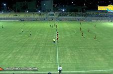 خلاصه بازی نفت مسجدسلیمان 0 - 0 تراکتور