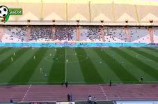 خلاصه بازی استقلال 3 - 0 فجرسپاسی