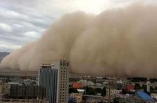 ناپدید شدن یک شهر در طوفان شن در مدت پنج دقیقه