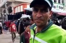 واکنش پاکبان مشهدی حاضر در کربلا به برخی شایعات فضای مجازی