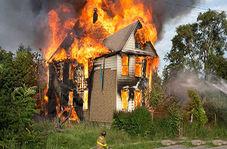 خرابیهای انفجار گاز در آمریکا