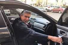 خداحافظی احساسی افشین قطبی از هوادارانش در چین قبل از حضور در ایران