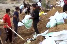 تلاش سه ساعته جوانان خوزستان برای ساخت سیلبند