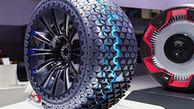 ساخت تایری هوشمند برای خودروهای نسل بعد