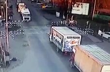 قطع عضو، عاقبت بیاحتیاطی موتورسوار ۲۵ ساله نسبت به عبور قطار