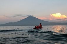 وقوع سونامی در جزیره سولاوسی اندونزی