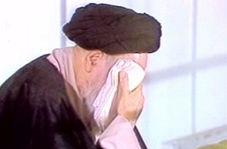 روضه ای که هر وقت برای امام خمینی (ره) خوانده میشد، شانههایشان از گریه میلرزید