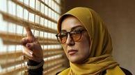 شوخی منشوری خانم بازیگر در مراسم اکران فیلم سینمایی «مسخرهباز»