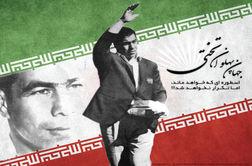 تختی محبوبترین چهره ورزشی تاریخ ایران است