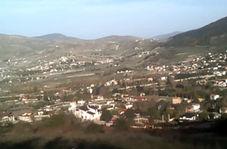 نمایی از طبیعت بینظیر در روستای طبرسو