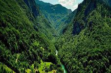منظره ای زیبا در ایران که مشابهش در جهان نیست