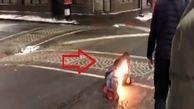 حمل آزاد سلاح در آمریکا مرد جوان را به آتش کشید