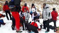 جزئیات تلفات حادثه بهمن در توچال از زبان سرکلانتر یکم پایتخت+ فیلم