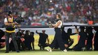 افتتاحیه خاص جام باشگاههای غرب آسیا با حضور زنان در کربلا