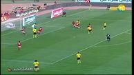 خلاصه بازی داماش 2 - 1 سپیدرود