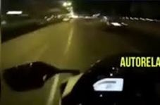 دور دورهای خطرناک در تهران با سرعت ۲۰۰ کیلومتر!