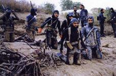 لحظه احساسی وداع غواصان دفاع مقدس قبل از عملیات کربلای۴