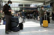 سختگیری در اجرای فاصلهگذاری اجتماعی در ایستگاههای قطار فرانسه