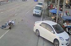 وقتی کلاه ایمنی هم حافظ جان رانندگان موتورسیکلت نیست