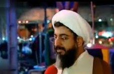 ابتکار جالب یک امام جمعه برای دستفروشها!