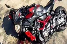 لحظه تصادف های مرگبار از دید راکبان موتور سیکلت