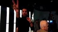 واکنش دیدنی مجری معروف نسبت به دومین گل ایران به عمان