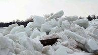 سونامی یخ؛ پدیدهای نادر که در کانادا رخ داد