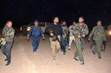 تصاویری از نبرد شب گذشته حشد الشعبی با تروریستهای داعش در عراق!