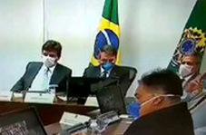 سرفههای رییس جمهور برزیل پس از مثبتشدن تست کرونای معاونانش
