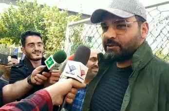 صحبت های جالب احسان علیخانی در مورد دیدار ایران و عراق