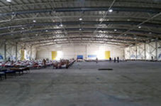 نقاهتگاه ۲ هزار تختخوابی که ارتش در کمتر از ۲۴ ساعت ساخت