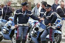 وقتی هشت مامور پلیس ایتالیا از عهده یک نفر برنمیآیند