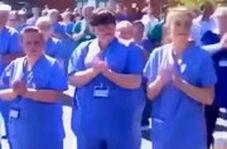 تشکر کادر درمانی انگلیس از پزشک مسلمانی که به خاطر کرونا جانش را از دست داد