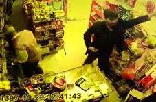 سرقت زعفران از سوپرمارکتی در کرمان