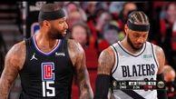 خلاصه بسکتبال لس آنجلس کلیپرز - پورتلند بلیزرز