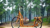 ترکیبی از دوچرخه و تردمیل!