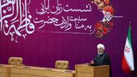 روحانی: عدهای سال اول انقلاب میخواستند در دانشگاه بین زنان و مردان دیوار بکشند