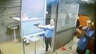 حادثه در سالن تیراندازی توسط یک فرد آماتور + فیلم