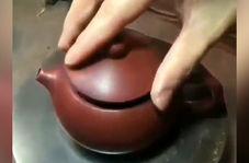 ساخت قوری زیبا و ظریف با شکلات!