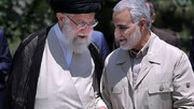 شعرخوانی تاثیرگذار سردار سلیمانی از سرودههای یکی از شاعران دیدار رمضانی رهبر انقلاب