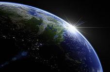 تماشای کره زمین از زاویه ایستگاه فضایی بین الملل
