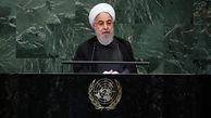 کنایه سنگین روحانی به ترامپ در محل سازمان ملل/ دنبال عکس یادگاری با مقامات ایران نباشید