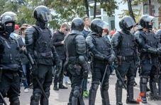 مظلوم نمایی پلیس فرانسه مقابل معترضان جلیقه زرد