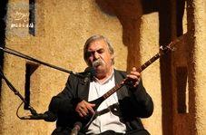 هنرمند نامی کرمانشاهی درگذشت