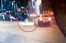 اشتباه مرگبار عابران پیاده در خیابان!