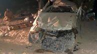 قاچاق انسان حادثه آفرید / 12 کشته و زخمی در سیرجان